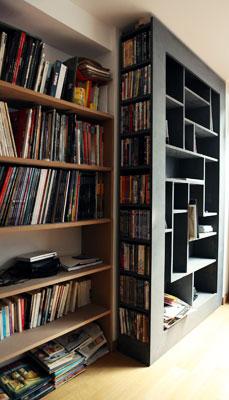 woodmood biblioth ques. Black Bedroom Furniture Sets. Home Design Ideas